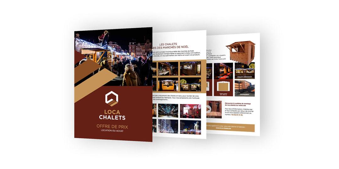 Media See Agence de communication et marketing - Branding Plaquette