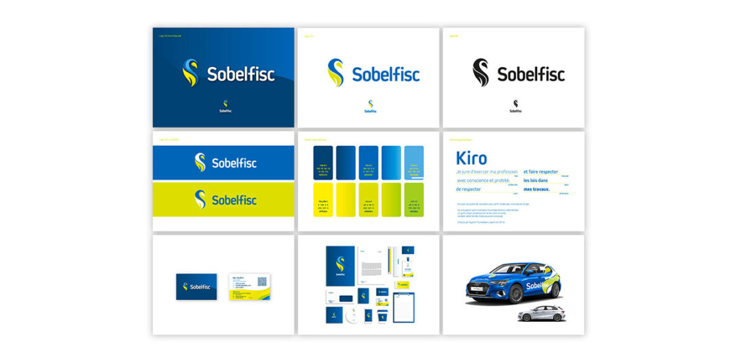 Media See Agence de communication et marketing - Identité visuelle